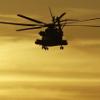 Let podle přístrojů na vrtulníky