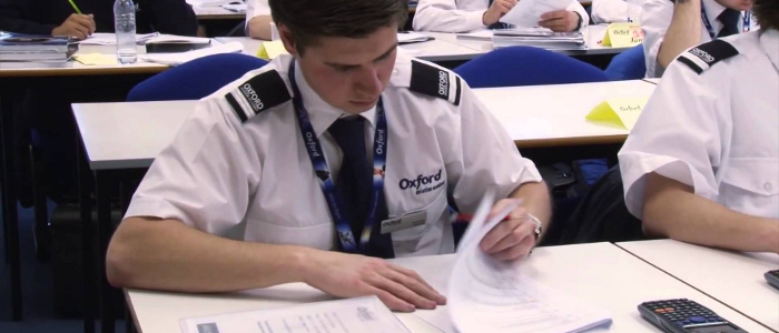 Teorie ATPL na Oxford Aviation Academy